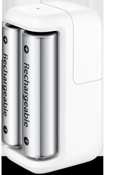Il nuovo caricabatterie Apple per iMacs