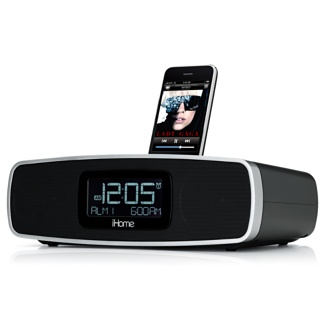 iHome iP90 Alarm Clock