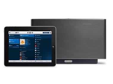 Disponibili per iPad i controlli Sonos