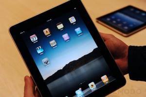 Il nuovo iPad con Videocamera?