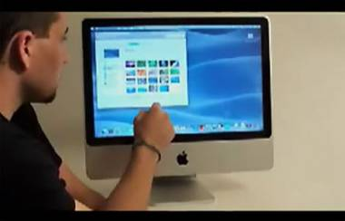 Mac con touch screen in arrivo?