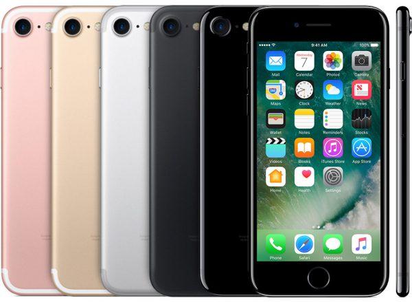 iphone 7 colori